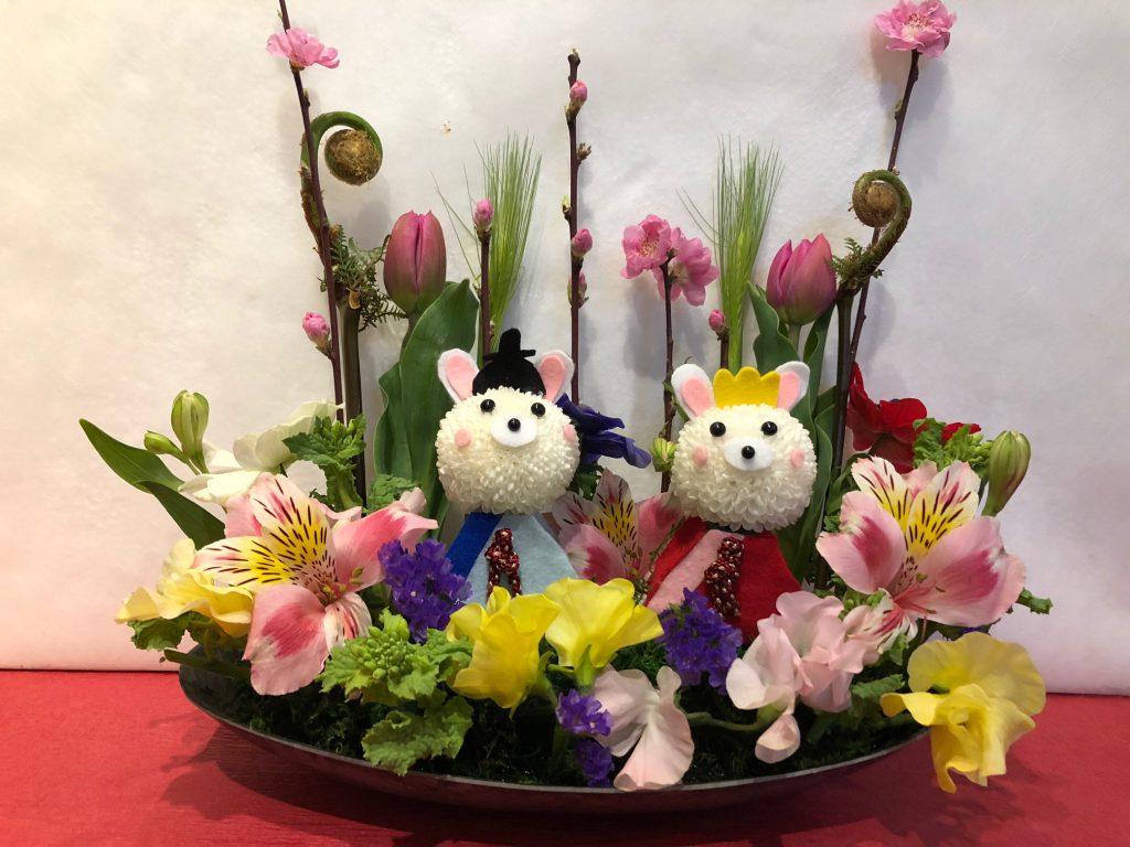 大阪・富田林 花屋「フラワーショップサンドロット」まぁむくらぶ